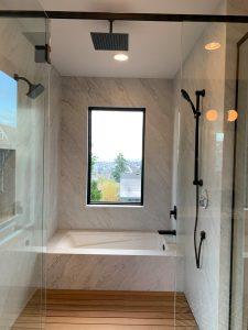 Marbled Bath